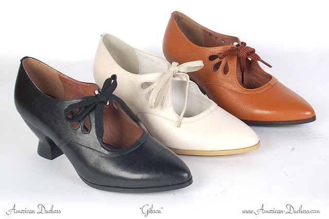 American Duchess « Gibson » shoes