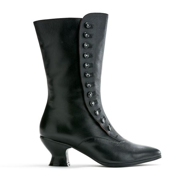 American Duchess — Tavistock boots — black