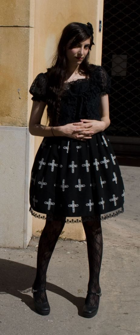 Crosses and Lace