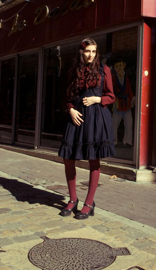 16/10/2012  — Victorian Maiden