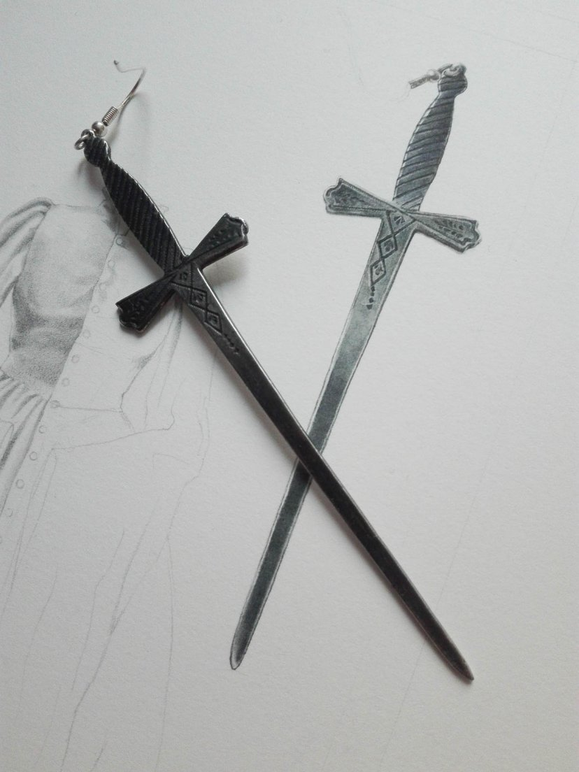 Work in progress of Herbier Medieval